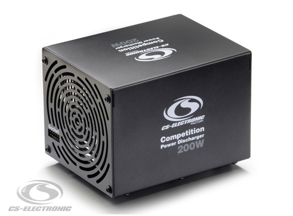 CS-Electronic Competition Power Discharger 200W