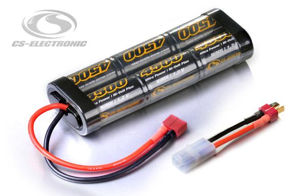 CS-Electronic NiMh UltraPower HV Plus 4500mAh