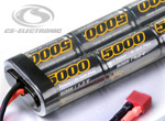 CS-Electronic NiMh UltraPower HV Plus 5000mAh
