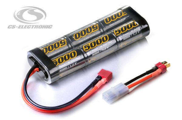 CS-Electronic NiMh UltraPower HV Plus 5000mAh