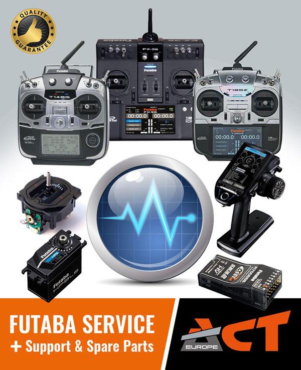 ACT Europe FUTABA Service Deutschland