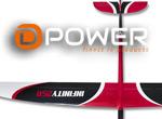 D-Power Infinity 250 Elektrosegler