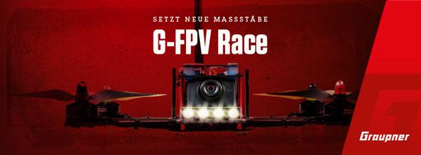 Graupner Die Graupner G-FPV Rennserie startet!