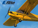 Horizon Hobby UMX J-3 Cub mit AS3X-Technologie