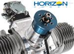 Horizon Hobby 125GX 2-Takt-Zylinder Motor