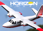 Horizon Hobby UMX Aero Commander 715mm