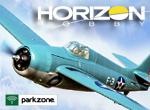Horizon Hobby PARKZONE F4F Wildcat BNF Basic