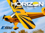 Horizon Hobby Clipped Wing Cub 1250mm BNF