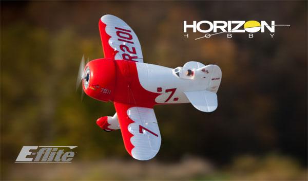 Horizon Hobby E-FLITE ® UMX Gee Bee R-2