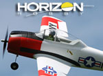 Horizon Hobby Parkflyer T-28 Trojan 1.1m