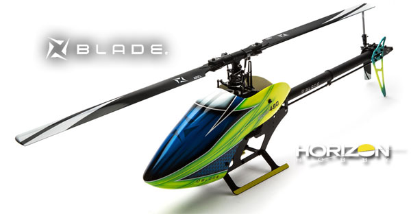 Horizon Hobby BLADE® Fusion 480 Helicopter ARF