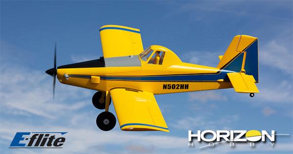 Horizon Hobby E-FLITE® Air Tractor 1.5M