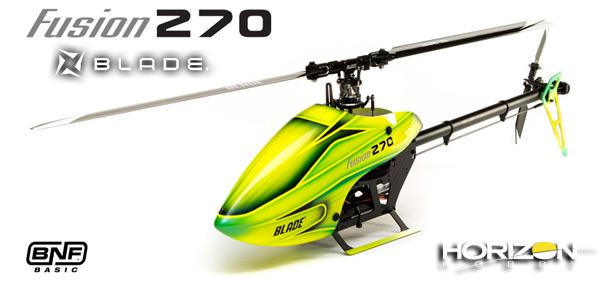 Horizon Hobby Fusion270 BNF Basic Safe Technology
