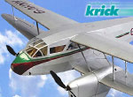 Krick Dehavilland DH-89 Dragon Rapide Kit
