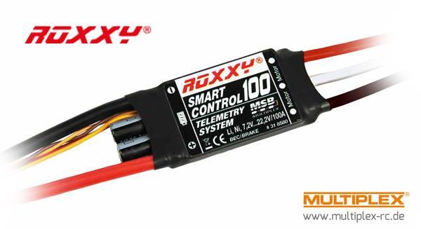 Multiplex ROXXY Smart Control 100 MSB