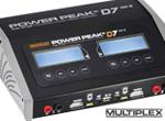 Multiplex Power Peak D7 EQ-BID 12V/230V-Duo