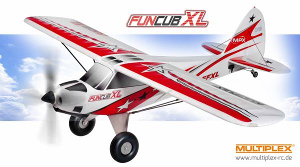 Multiplex Multiplex RR FunCub XL