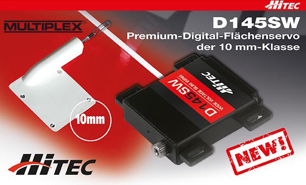 Multiplex Premium Digital Flächenservo