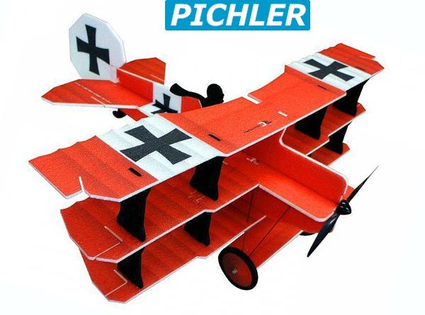 Pichler Crack Fokker