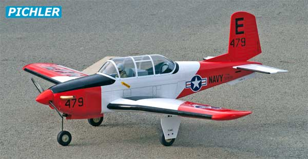 Pichler T34 Turbo Mentor ARF