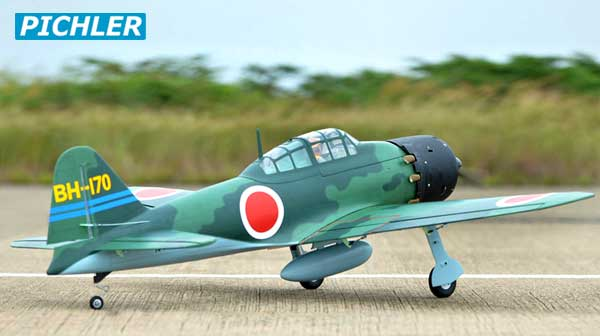 Pichler Zero Fighter A6M