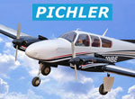 Pichler Pichler Beechcraft Baron