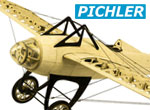 Pichler Deperdussin Monocoque (Laser Cut)