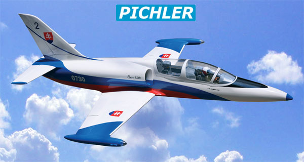Pichler Albatros L39 ARF (weiß)