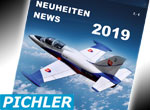 Pichler Neuheitenkatalog 2019 im Fachhandel