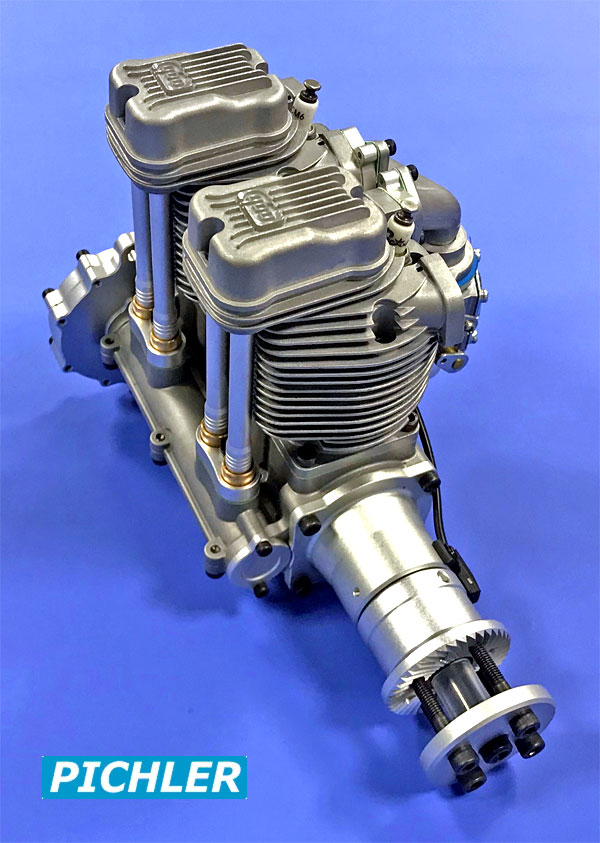 Pichler NGH GF60i Benzinmotor:
