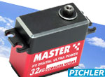 Pichler Master Servo DS8050HV 32kg