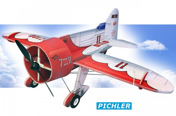 Pichler Gee Bee Flachschaum Modell