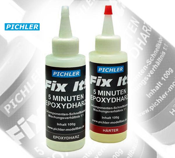 Pichler Fix It! Epoxydharz