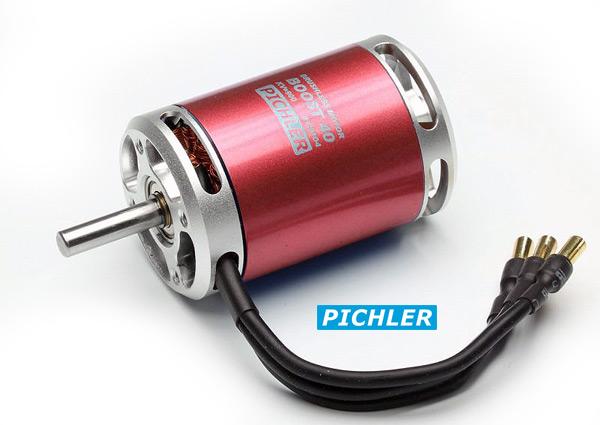 Pichler BL Motor BOOST 40 Hanno Special