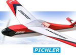 Pichler Flugmodell ARROW / Airplane Model