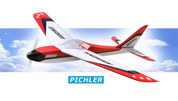 Pichler Flugmodell ARROW / Airplane Model