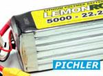 Pichler LiPo LEMONRC 5000mAh XT90 Stecker