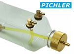 Pichler Kunstflugtank 1500ml PET komplett