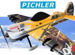 Pichler YAK 55 EPP yellow Kunstflugmodell