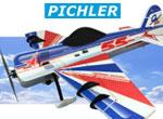 Pichler YAK 55 EPP blue Kunstflugmodell