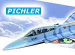 Pichler Saab Gripen EPP Jet