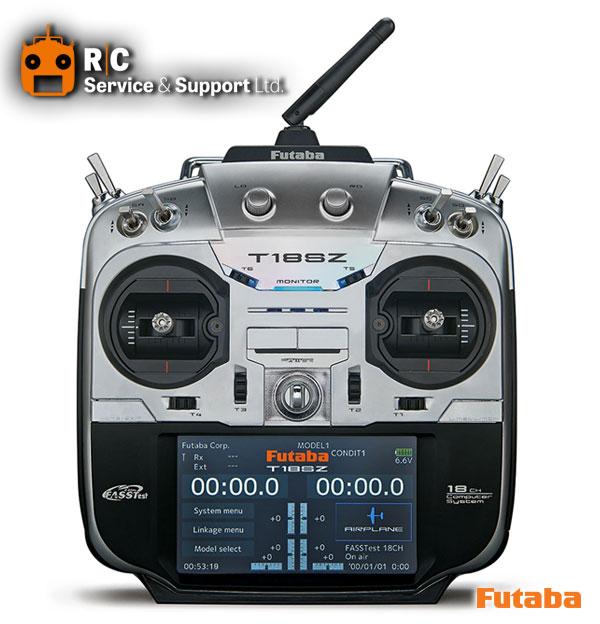 Ripmax Futaba T18SZ 18-Kanal Sender