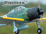Ripmax Black Horse A6M Zero ARTF