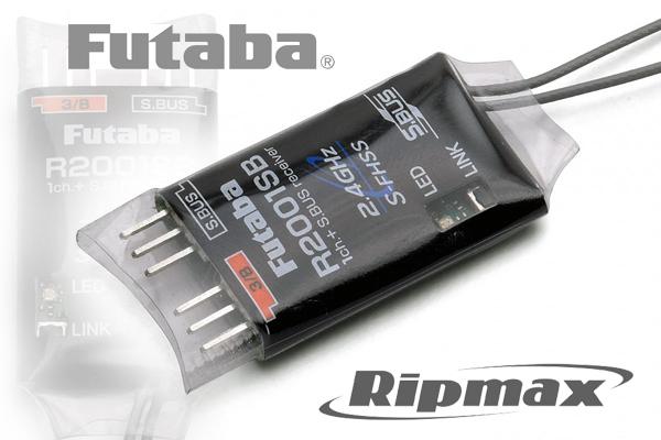 Ripmax Futaba R2001SB S.BUS Empfänger