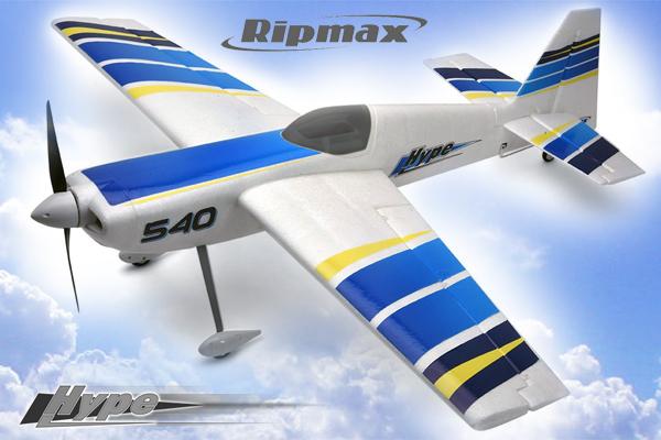 Ripmax Hype Edge 540 ARTF
