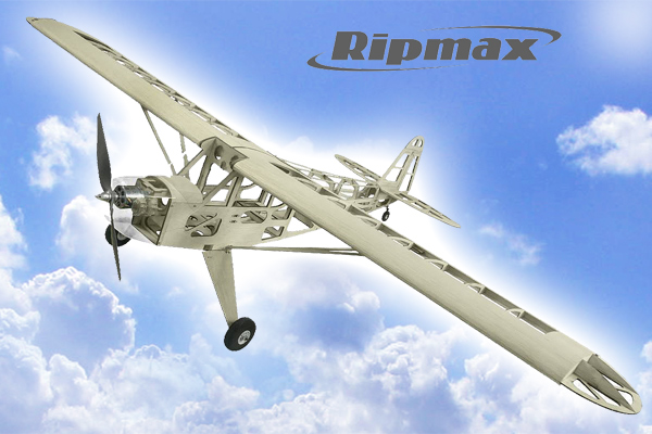 Ripmax SFM Piper J-3 Cub 40 Baukasten