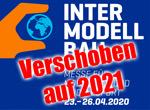 Veranstaltungen Intermodellbau auf 2021verschoben!