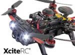 XciteRC FPV Racing-Q-Copter Runner 250