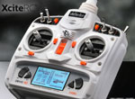 XciteRC DEVO 10  2.4 GHz / RX-1002 Empfänger