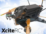 XciteRC FPV Racing-Quadrocopter F210 RTB